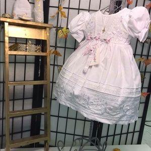 Other - Baptismal Dress, ropón Bautizo bebe, 06/12 Cec3